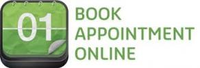Book Your Appointmnet Online 24 Hours A Day/7 Days a week